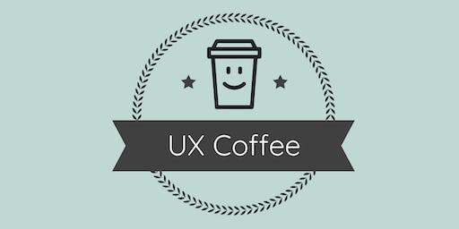 UX Coffee : special community collider event (please note different venue!)