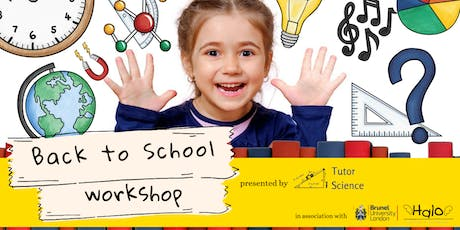 Back to School Workshop tickets