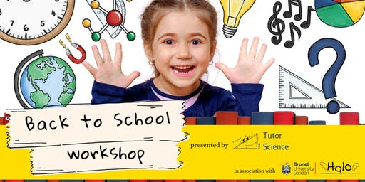 Back to School Workshop