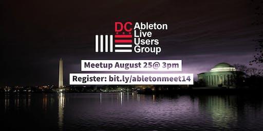 Ableton Meetup 14: Session View vs. Arrangement view