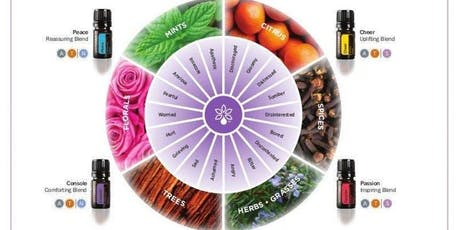 Essential oils and emotional health with Lena tickets