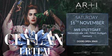 Ceylan Ertem live Stuttgart Tickets