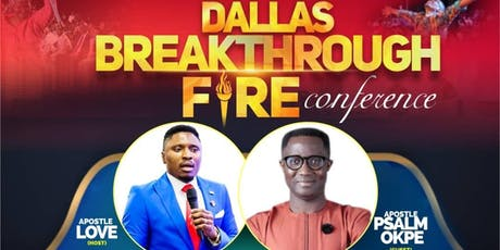Dallas Breakthrough Fire Conference tickets