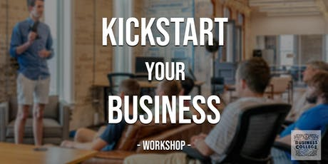 KickStart Your Business Tickets
