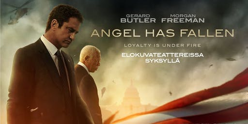Angel Has Fallen Advance Screening