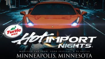 Hot Import Nights