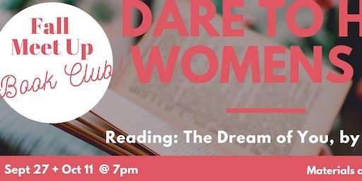 DTH Fall Meetup /Book Club