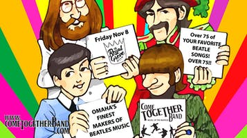 "Come Together Band ""Music of The Beatles"""