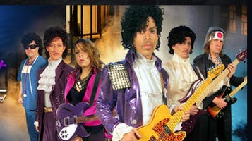The Prince Project - A Prince Tribute Band