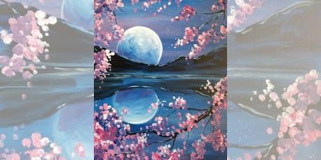 Brew N Brush: Cherry Blossom tickets