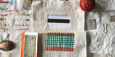 Collect and Stitch : Stitch with found and gathered materials with Alice Fox - 2 days