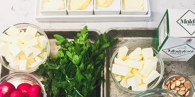 Aurora Cooks! Tasting: Butter 3:30 pm