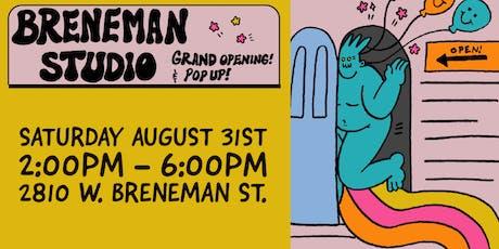 Breneman Studio Grand Opening tickets