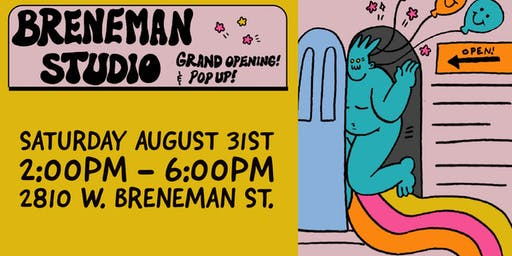 Breneman Studio Grand Opening