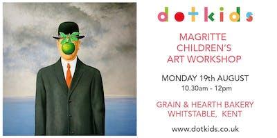 Magritte Children\