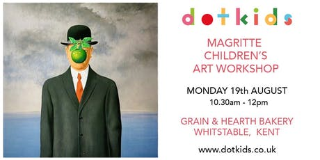 Magritte Children's Art Workshop (art class for kids) tickets
