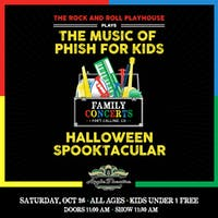 Music of Phish for Kids Halloween Spooktacular