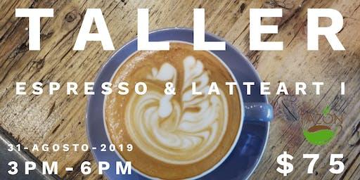 Taller de Espresso & LatteArt I