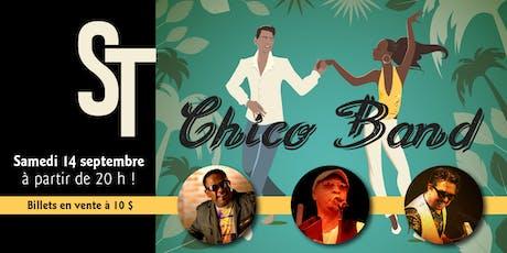 Soirée Latinos avec le Chico Band billets