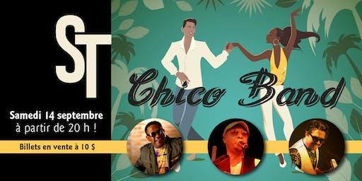 Soirée Latinos avec le Chico Band