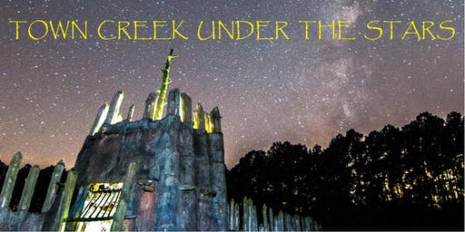 Town Creek Under The Stars: The Path of Souls