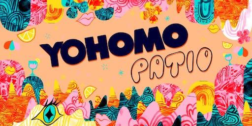 Yohomo Patio - Queer Daytime Party