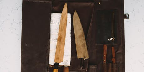 Knife Care and Skills at Aurora Cooks 11:30 am tickets