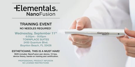 Advanced Esthetic Training - NanoPen Infusion Workshop tickets