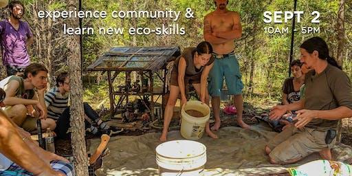 Eco-Skills Workshops & Community Living