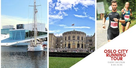 Oslo City Running Tour tickets