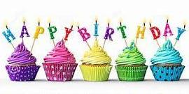 Celebrating September Birthdays!!