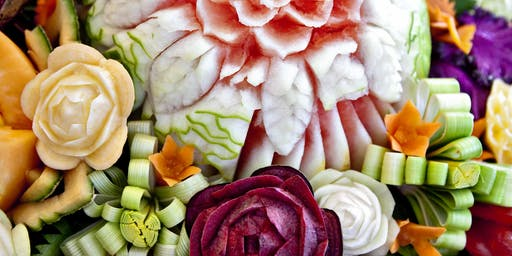 Fruit Carving 101 at Aurora Cooks! 11:30 am