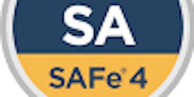 Leading SAFe| 4.6 |Safe Agilist| Certification [weekend] |training|NJ