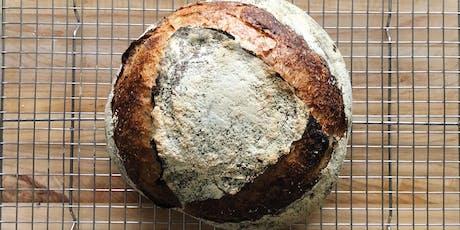 Sourdough Bread Baking for the Home Baker  tickets