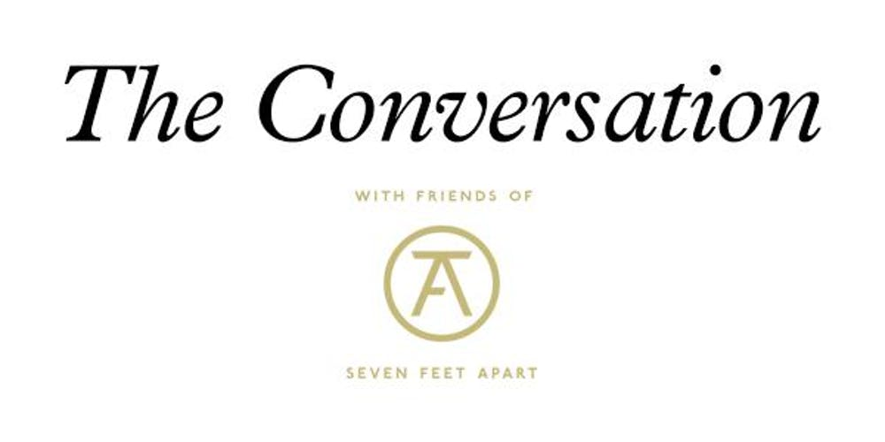 The Conversation - can fashion be sustained? Tickets, Thu 19
