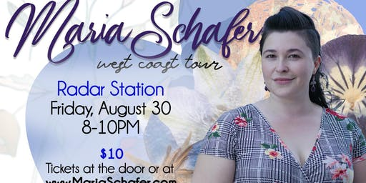 Maria Schafer on Tour at RadarStation