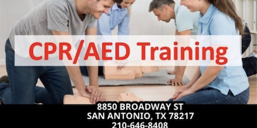BLS CPR/AED TRAINING