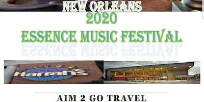 2020 ESSENCE MUSIC FESTIVAL