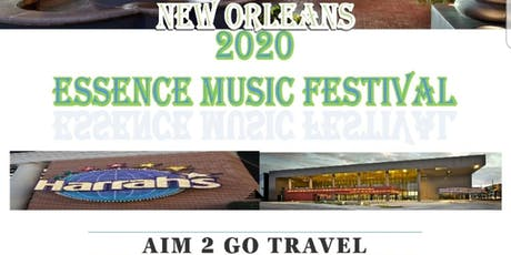 2020 ESSENCE MUSIC FESTIVAL  tickets