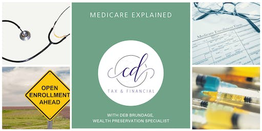 11/19 6pm | Medicare Seminar: Your Questions Answered