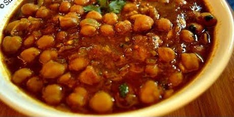 Chana/Chickpea Curry Community Kitchen tickets