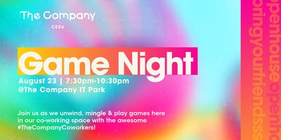 Game Night | The Company IT Park