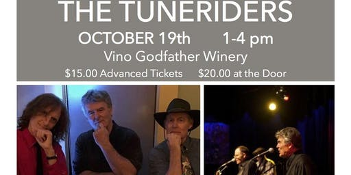 VINO GODFATHER PRESENTS THE TUNERIDERS