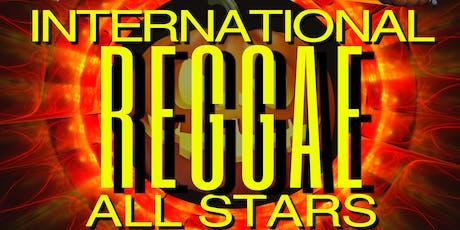 International Reggae All Stars – 26th Anniversary Celebration tickets