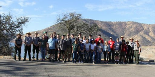 National Public Lands Day at Pine Flat Lake