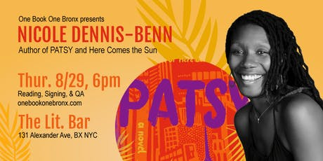 Nicole Dennis-Benn at the Lit Bar tickets