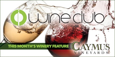 August Wine Club at insideOUT in Hillcrest tickets