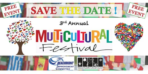 Third Annual Beachmont Improvement Committee Multicultural Festival