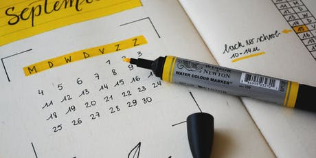 inchiostro and and paper - Workshop di Calligraphy e Bullet Journal biglietti