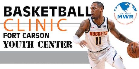 Kids' Basketball Clinic feat. Monte Morris tickets